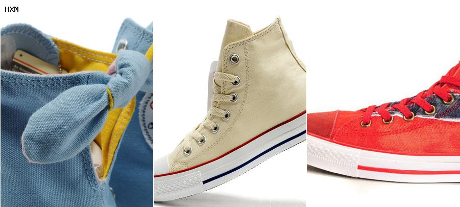 championes converse all star originales