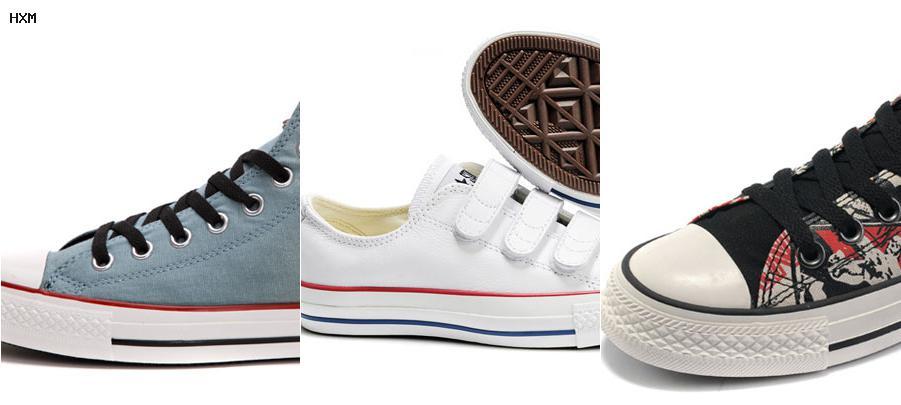 comprar zapatillas converse