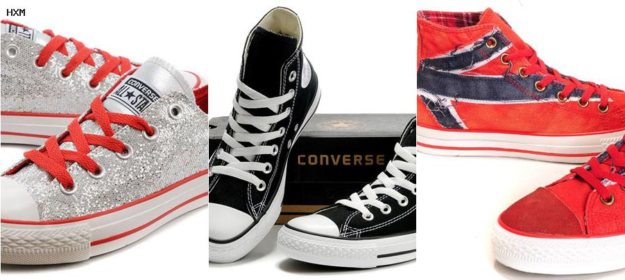 converse nylon trainer 75 ox