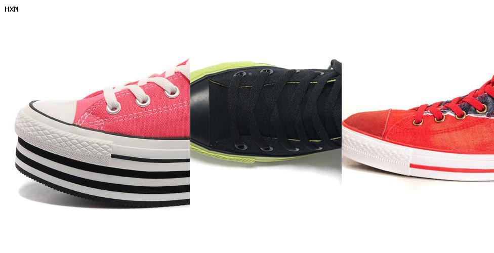 converse ofertas zapatillas