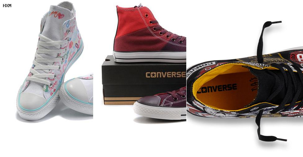converse originales made in china