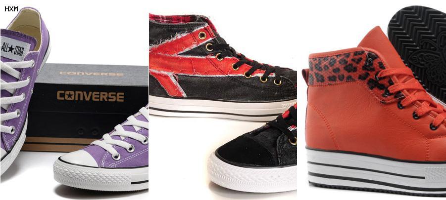 donde comprar zapatillas converse en cordoba