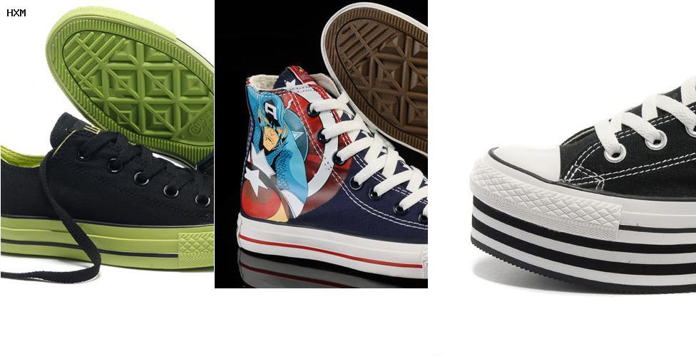 donde comprar zapatillas converse