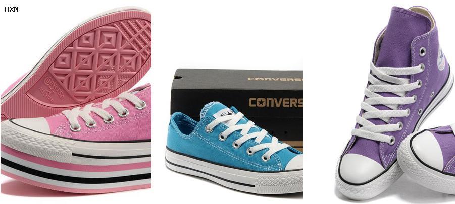 donde puedo comprar zapatillas converse baratas