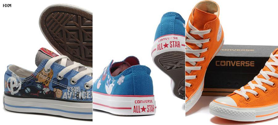 fotos converse all star