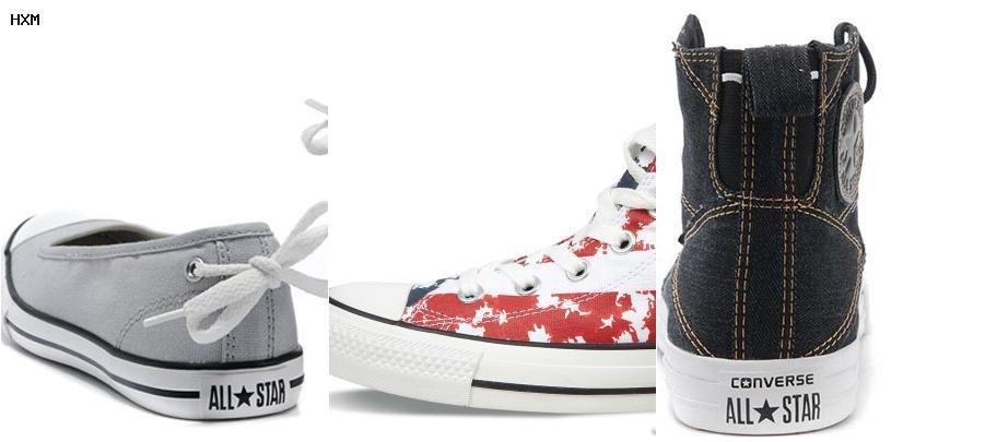 fotos de zapatos converse all star