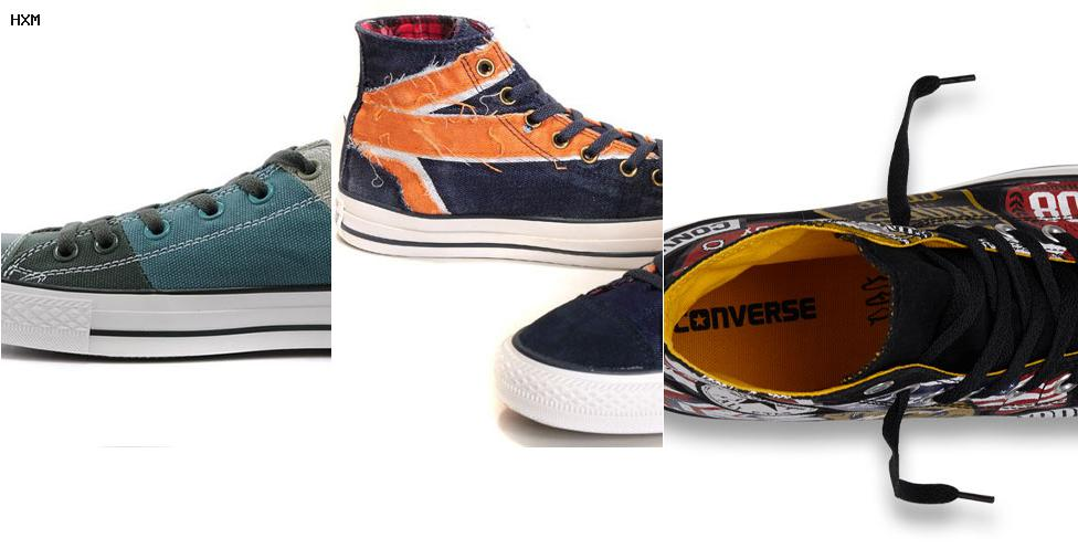 modelos de converse all star
