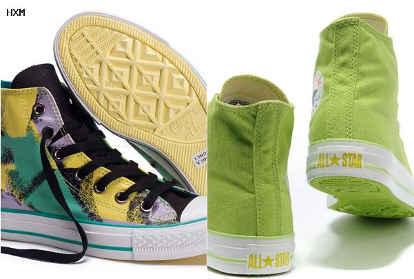modelos de tenis converse all star
