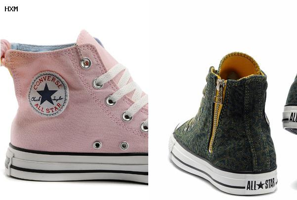 modelos de zapatillas converse all star