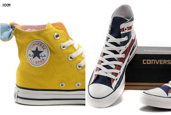 modelos de zapatillas converse para hombre