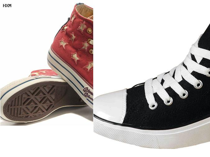 modelos de zapatillas converse para mujer 2018