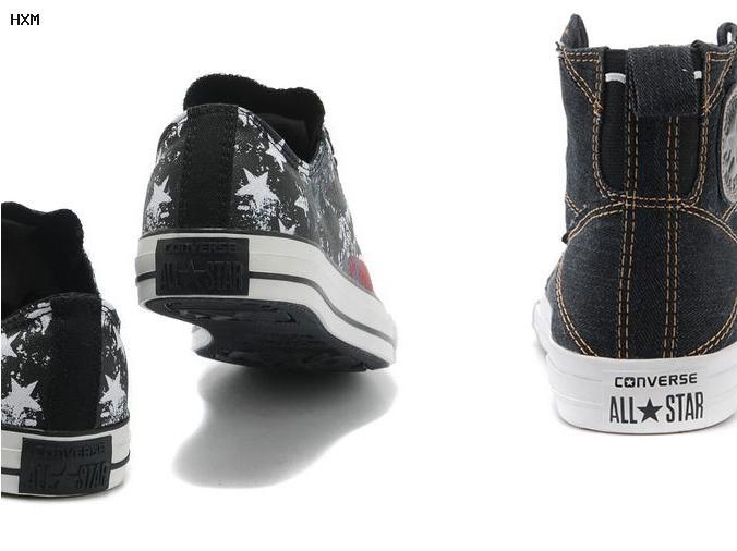 modelos de zapatillas converse para mujer