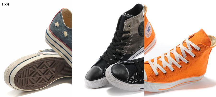 modelos de zapatos converse de damas