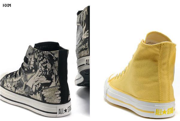 modelos de zapatos converse de mujer