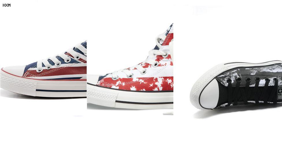 modelos de zapatos converse para hombres