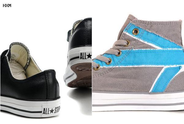 nuevas sandalias de converse