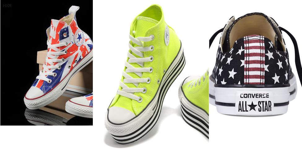 outlet de zapatillas all star+converse