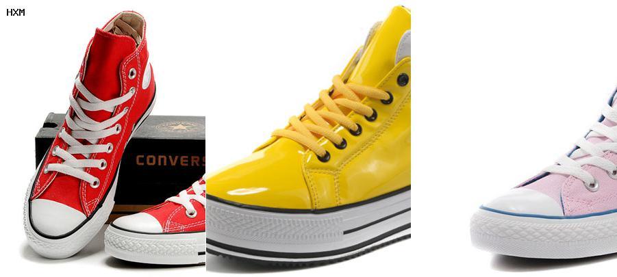 outlet zapatillas converse barcelona