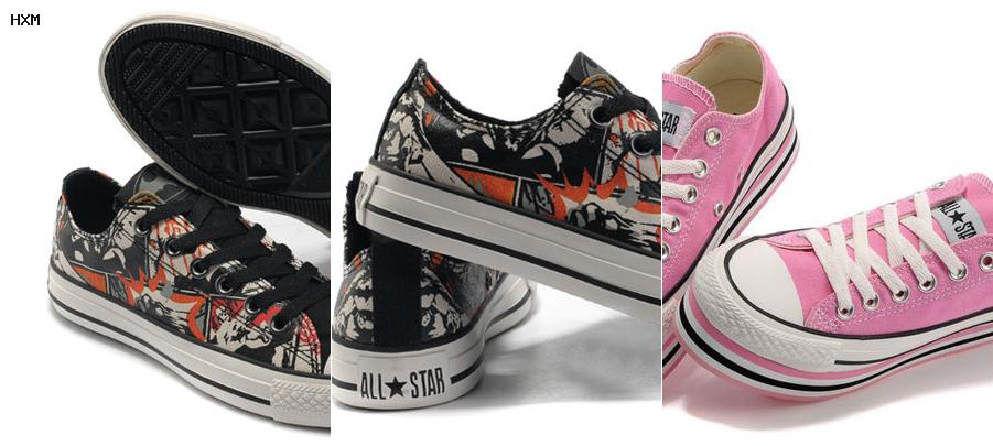 rebajas converse all star