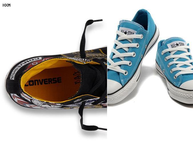 venta zapatillas converse santiago