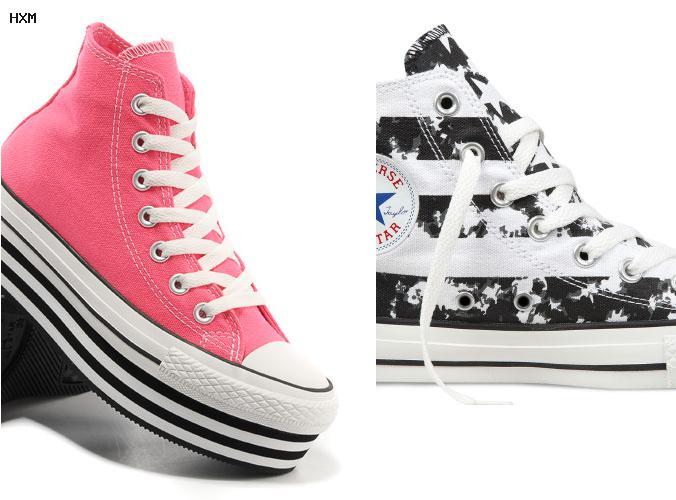 zapatillas converse blancas bajas
