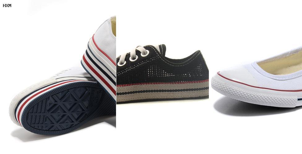 zapatillas converse falsas
