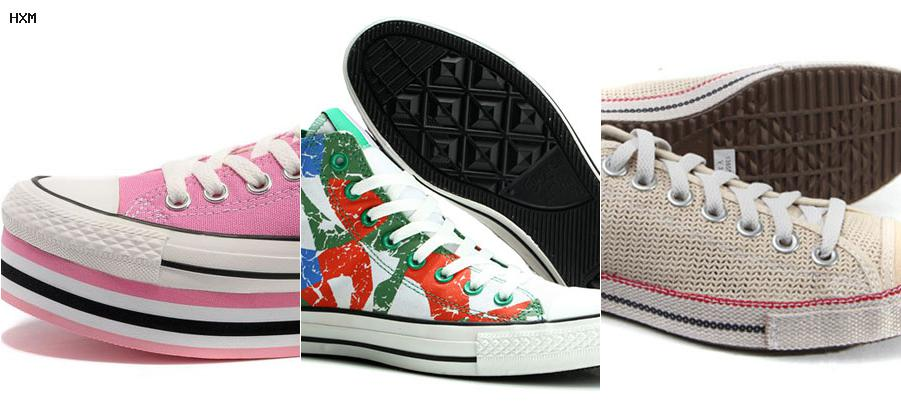 zapatillas converse negras mercadolibre