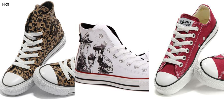 zapatillas converse outlet