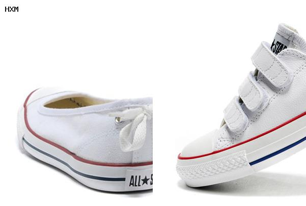 zapatillas old star converse