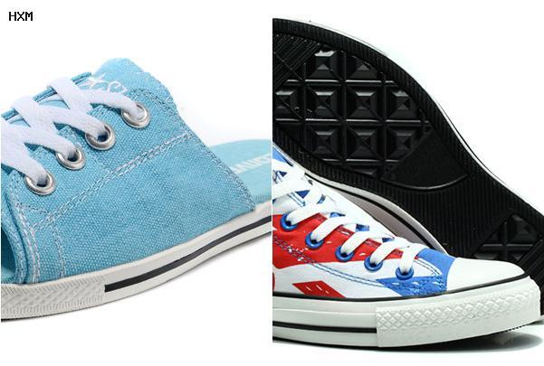 zapatos converse 2018 de cuero