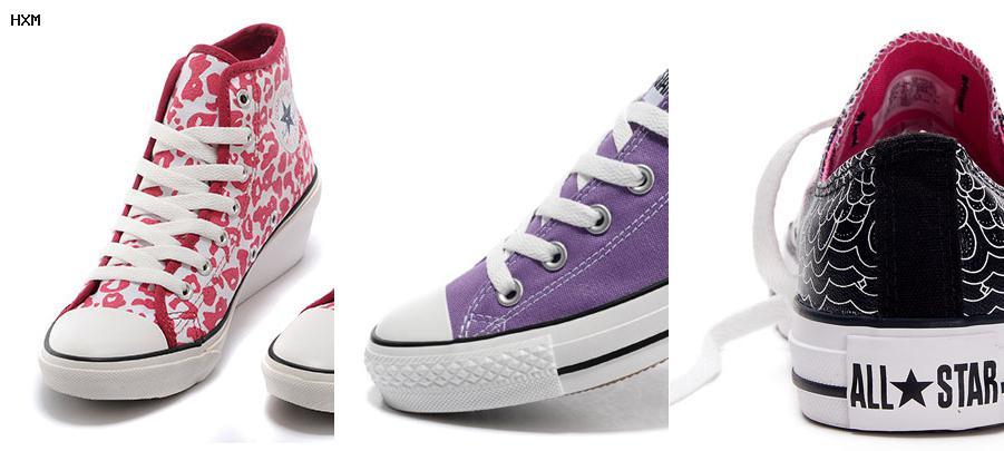 zapatos converse 2018 para damas