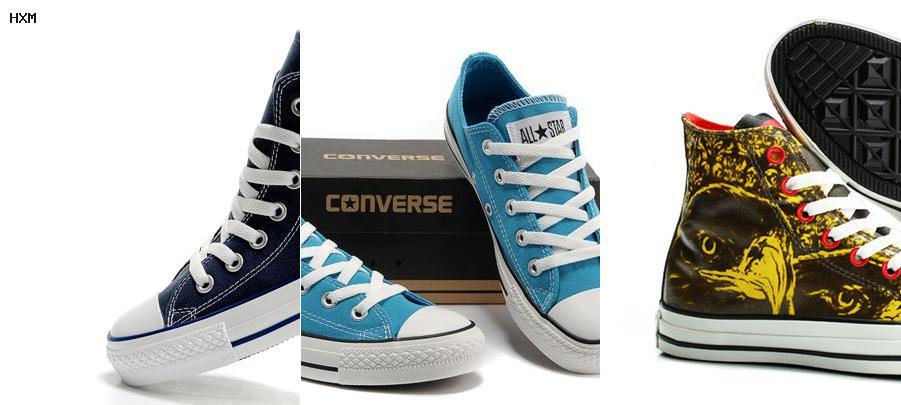 zapatos converse de cuero en venezuela