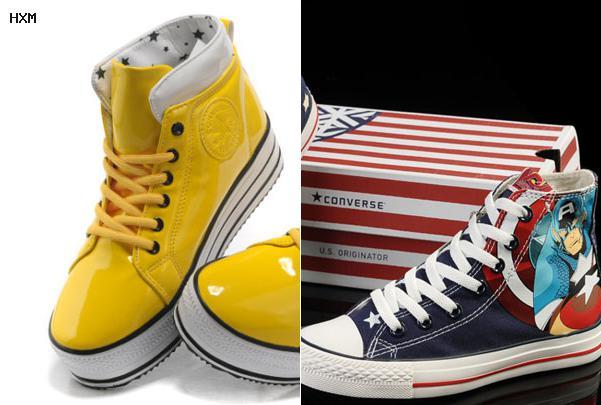 zapatos converse nuevos modelos