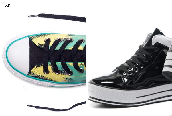 zapatos converse para damas 2018